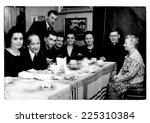 jaslo  poland   circa 1943 ... | Shutterstock . vector #225310384
