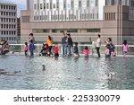 nagoya  japan   may 3  2012 ... | Shutterstock . vector #225330079