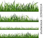 grass   background illustration | Shutterstock . vector #225433114