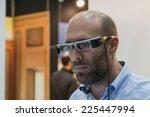 milan  italy   october 22  man...   Shutterstock . vector #225447994