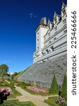 the chateau de pau is a... | Shutterstock . vector #225466666
