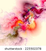 the colors in the series  fancy ... | Shutterstock . vector #225502378