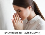 Closeup Portrait Of A Young ...