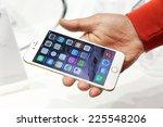 lucerne switzerland   october...   Shutterstock . vector #225548206