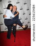 Small photo of LOS ANGELES - OCT 16: Kathy Buckley, Robert David Hall at the 2014 Media Access Awards at Paley Center For Media on October 16, 2014 in Beverly Hills, CA