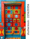 multicolored house  burano ...
