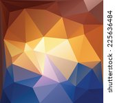 abstract colorful vector... | Shutterstock .eps vector #225636484