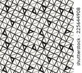vector seamless pattern. modern ... | Shutterstock .eps vector #225644908