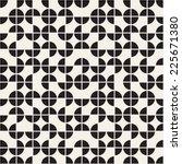 vector seamless pattern. modern ... | Shutterstock .eps vector #225671380