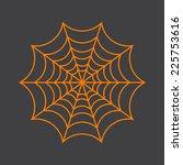 spider web | Shutterstock .eps vector #225753616