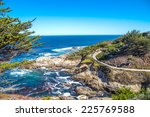 the big sur and its rocky...