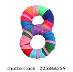 Multicolor Rope Number