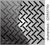 metal texture with grid... | Shutterstock .eps vector #225937750
