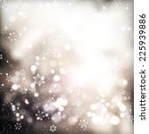 light snow background | Shutterstock .eps vector #225939886