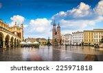 krakow   poland's historic... | Shutterstock . vector #225971818