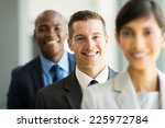 happy young businessman... | Shutterstock . vector #225972784