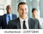 portrait of handsome... | Shutterstock . vector #225972844