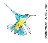 bird | Shutterstock . vector #226017700