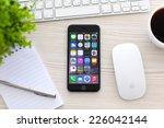 alushta  russia   october 25 ... | Shutterstock . vector #226042144