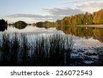 sunlight on the shoreline of a... | Shutterstock . vector #226072543