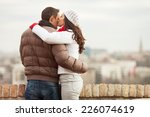 couple in love | Shutterstock . vector #226074619