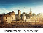 tower of london | Shutterstock . vector #226099309