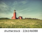 Beautiful Red Lighthouse...