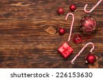 Christmas Decorations. Gift Bo...
