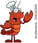 a cartoon illustration of a... | Shutterstock .eps vector #226161343