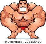 a cartoon illustration of a... | Shutterstock .eps vector #226166410