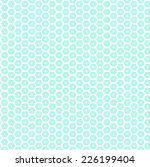 simple one color seamless ... | Shutterstock .eps vector #226199404