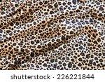 tiger leopard cheetah pattern... | Shutterstock . vector #226221844