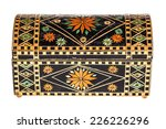 a beautiful decorated ancient... | Shutterstock . vector #226226296