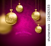 vector illustration of... | Shutterstock .eps vector #226282153