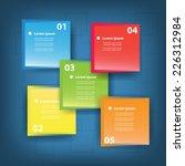 colorful vector design for... | Shutterstock .eps vector #226312984