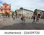 ljubljana  slovenia   may 28  ... | Shutterstock . vector #226339720