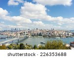 View Of Istanbul Across The...
