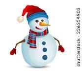 vector illustration of a... | Shutterstock .eps vector #226354903