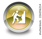 icon  button  pictogram with... | Shutterstock . vector #226356214