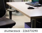 an empty office space in a... | Shutterstock . vector #226373290