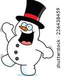 cartoon illustration of a... | Shutterstock .eps vector #226438459