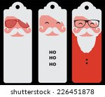 three tags of fashion ... | Shutterstock .eps vector #226451878