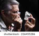 portrait of a jeweler during... | Shutterstock . vector #226455286