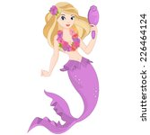 Little Cartoon Mermaid Before...