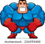 a cartoon illustration of a... | Shutterstock .eps vector #226593400