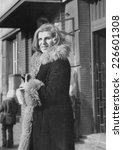 krakow poland   circa 1970  ...   Shutterstock . vector #226601308