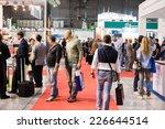 milan  italy   october 17 ... | Shutterstock . vector #226644514