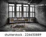 Abandoned Devastated School ...