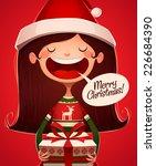 Child's Greetings. Christmas...