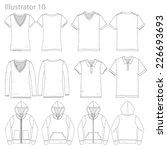 vector illustrations of various ... | Shutterstock .eps vector #226693693